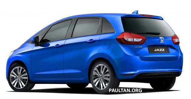 73 The Honda Jazz 2020 Pictures