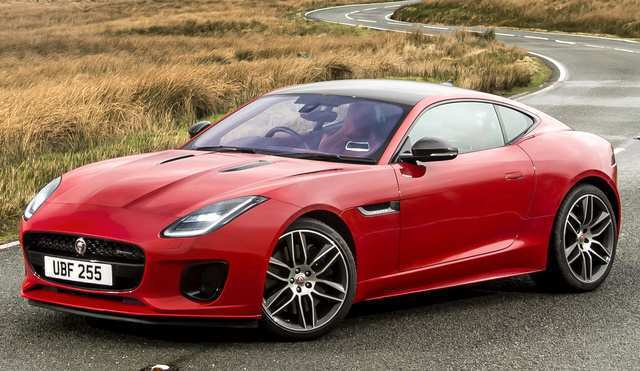 73 The Jaguar F Type 2019 Review Research New