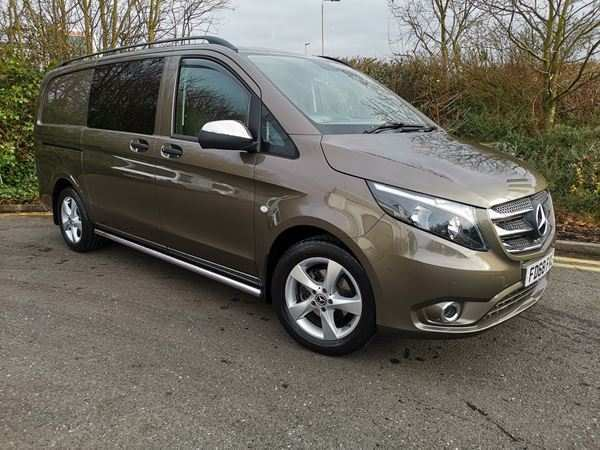 73 The Mercedes Vito 2019 Overview