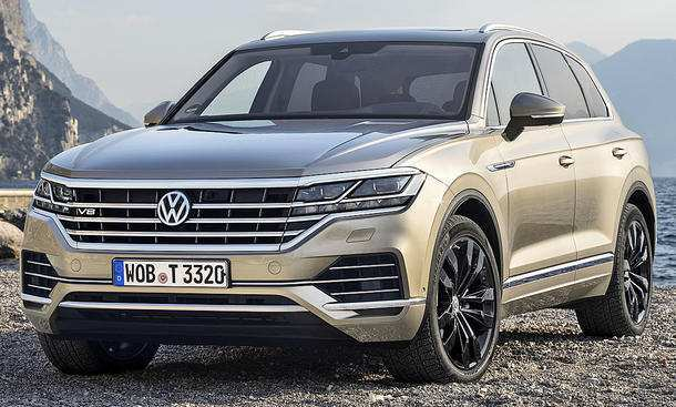 73 The Volkswagen 2019 Touareg Price Concept