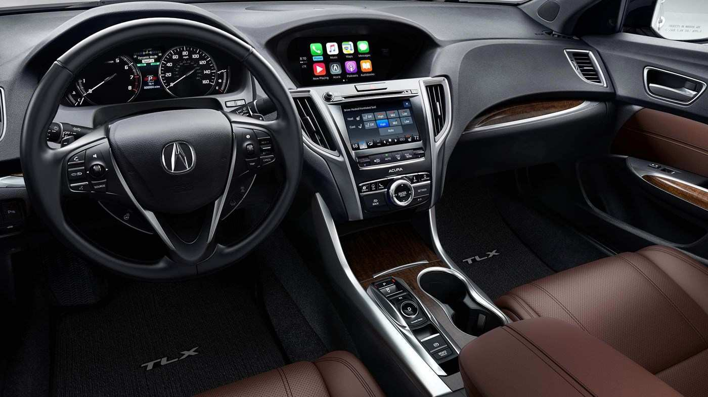 74 A 2019 Acura TLX Ratings
