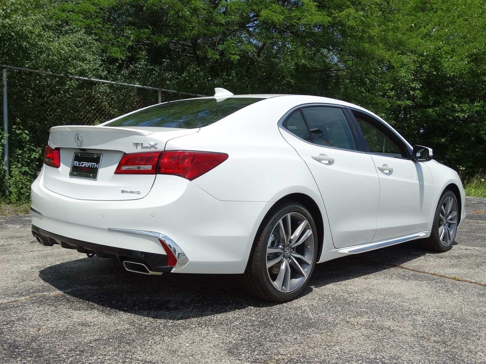 74 A 2019 Acura TLX Redesign