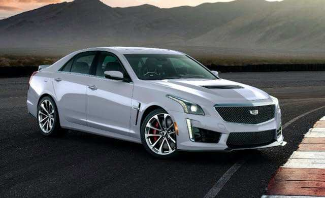 74 A 2019 Cadillac Cts V Reviews