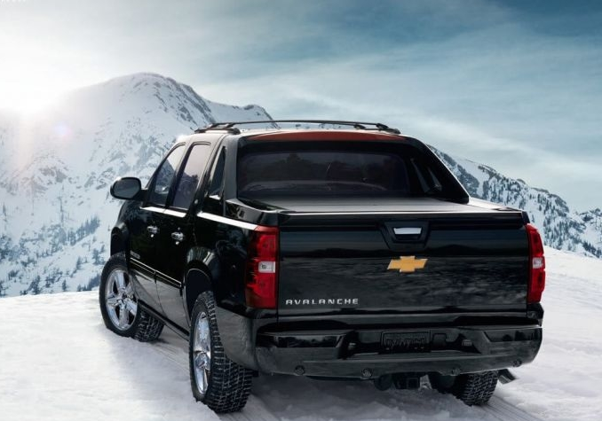 74 A 2019 Chevy Avalanche Research New