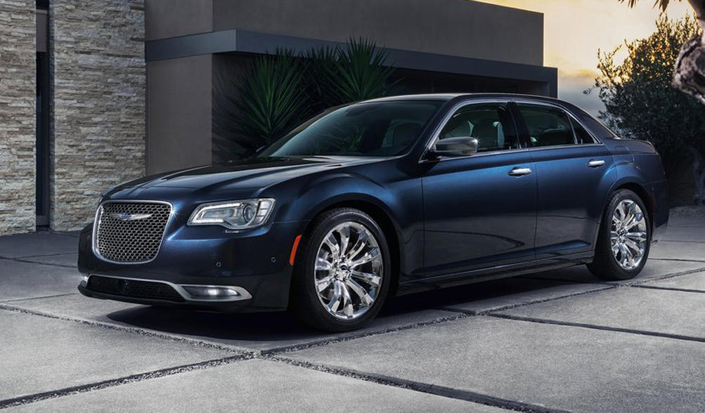 74 A 2019 Chrysler 300 Srt 8 Picture