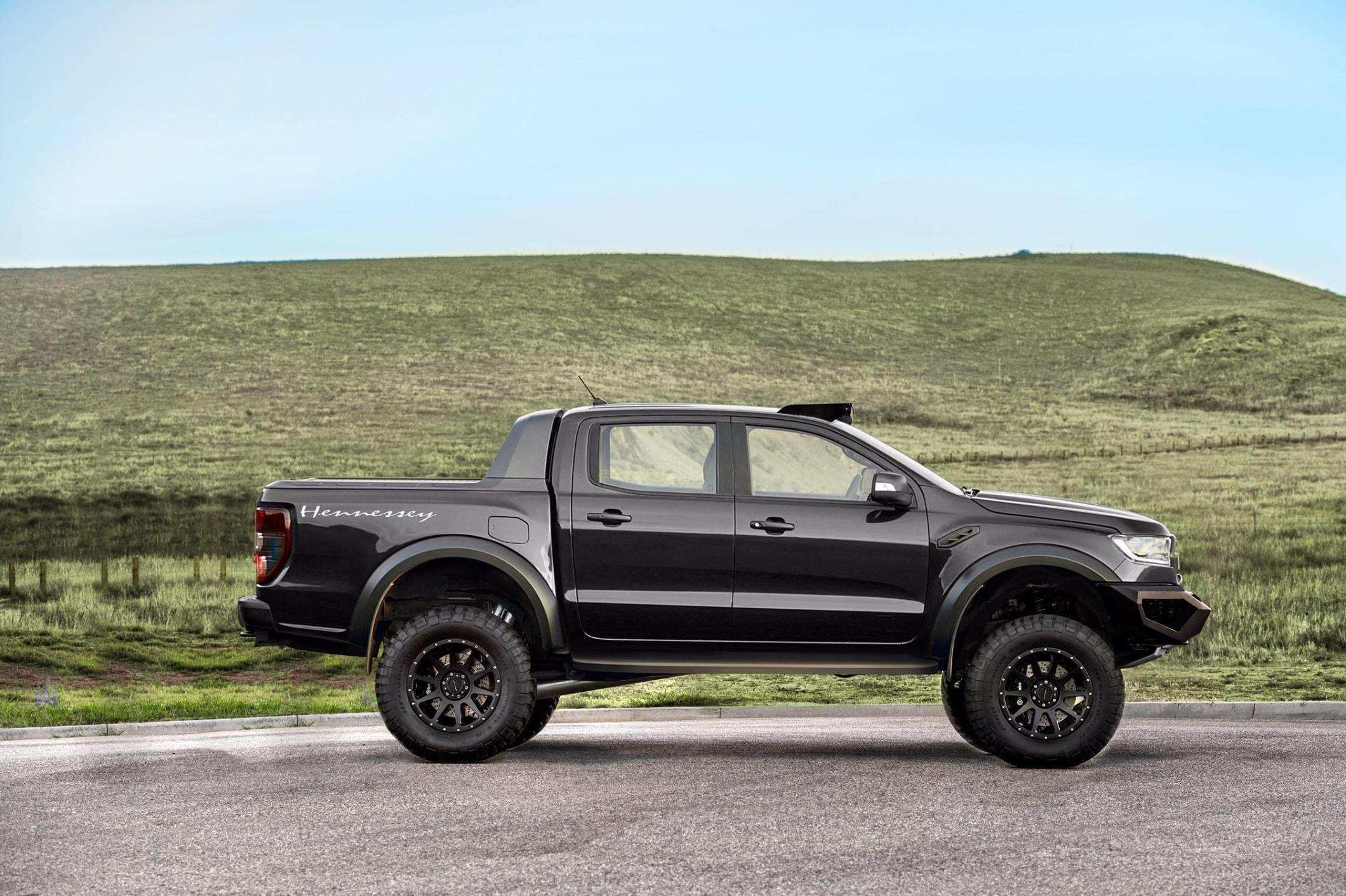74 A 2019 Ford Ranger First Drive