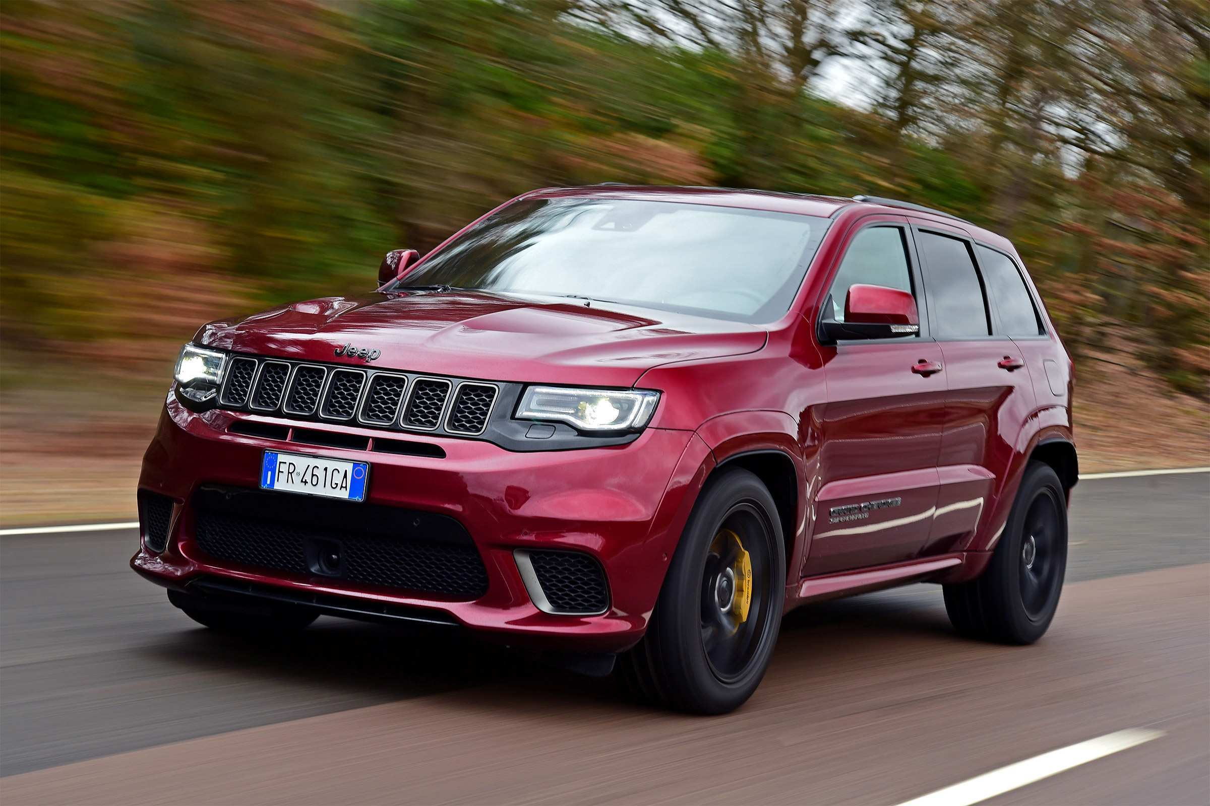 74 A 2019 Grand Cherokee Srt Hellcat New Review