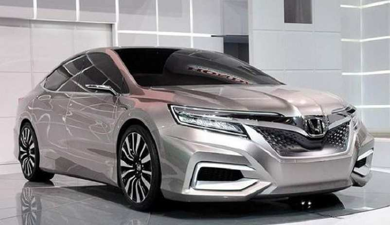 74 A 2019 Honda Accord Coupe Exterior And Interior