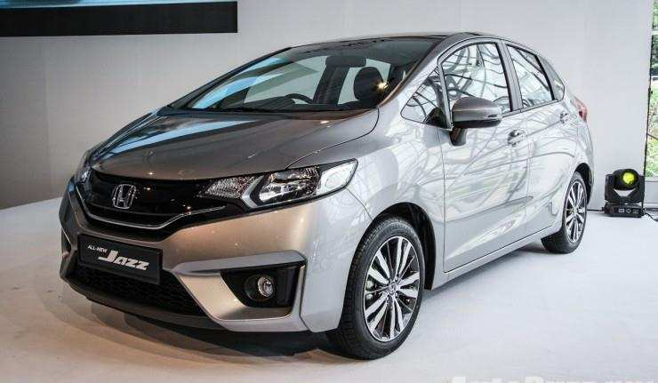 74 A 2019 Honda Jazz Redesign
