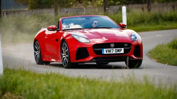74 A 2019 Jaguar F Type Reviews