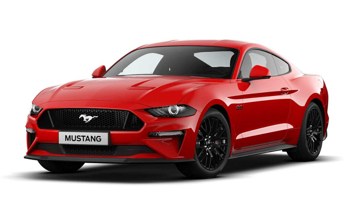 74 A 2019 Mustang New Review