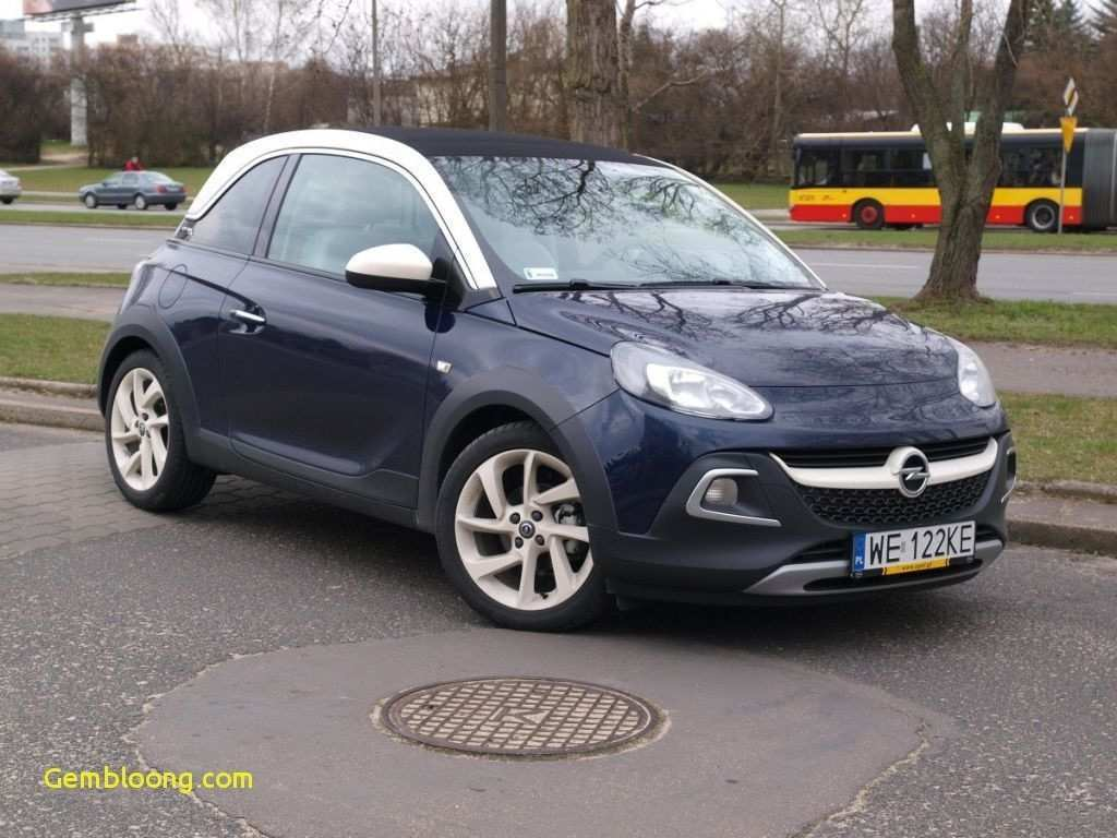 74 A 2019 Opel Adam Rocks Rumors