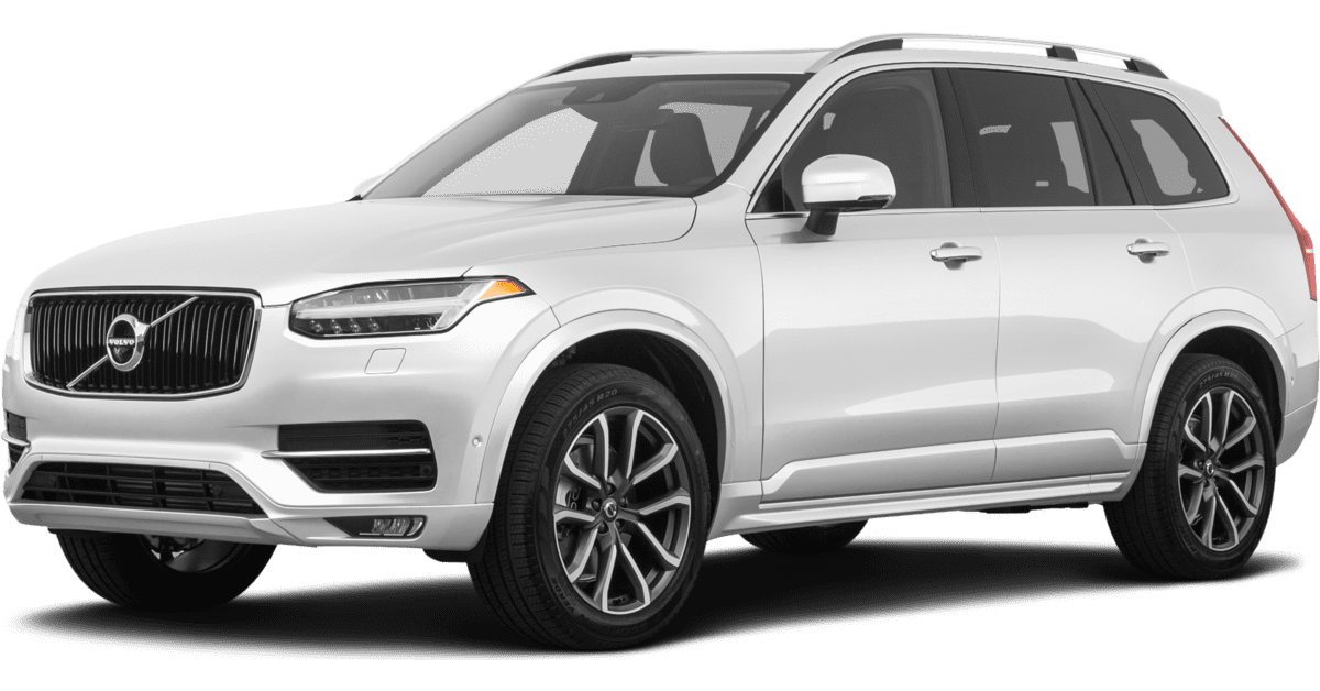 74 A 2019 Volvo XC90 First Drive