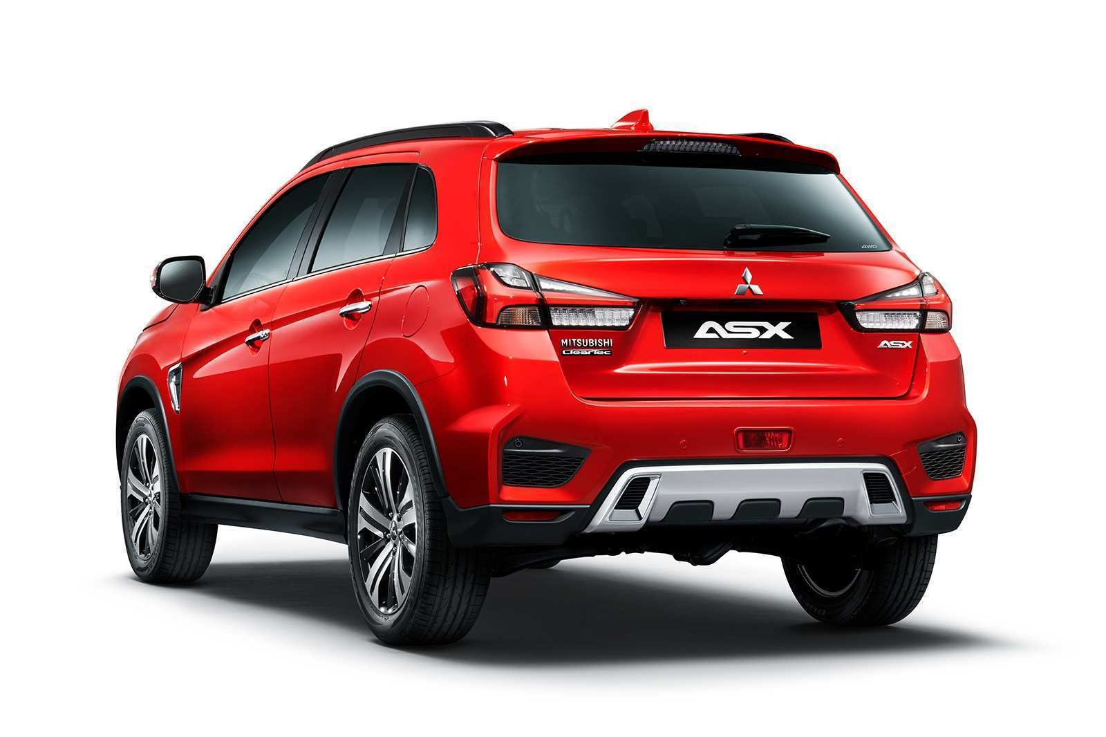 74 A 2020 All Mitsubishi Outlander Sport Pictures