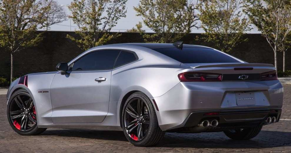 74 A 2020 Chevrolet Chevelle Ss Images