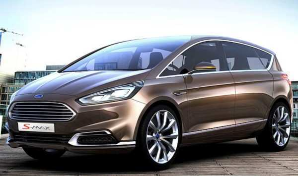 74 A 2020 Ford S Max Specs And Review