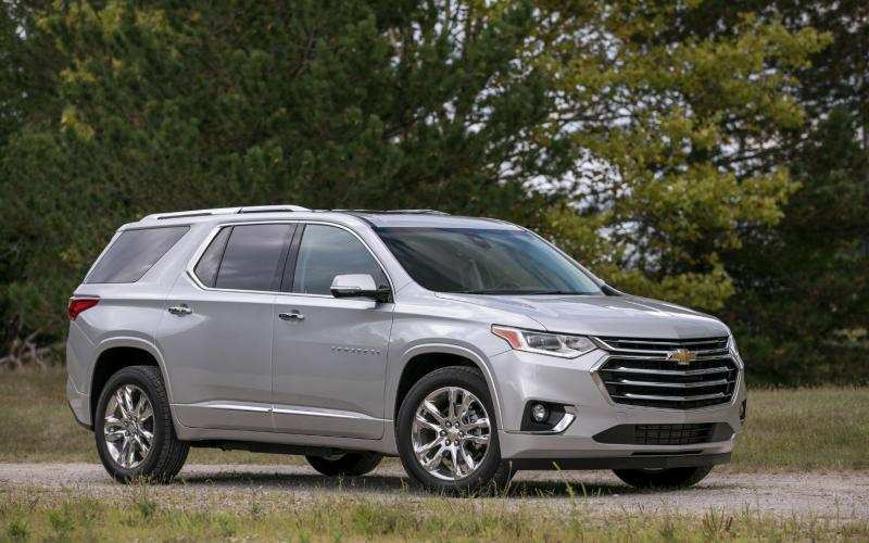 74 A 2020 GMC Acadia Vs Chevy Traverse Ratings