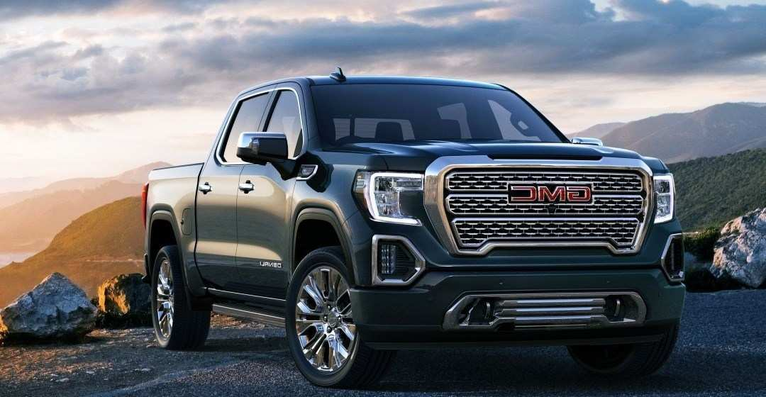 74 A 2020 GMC Canyon First Drive