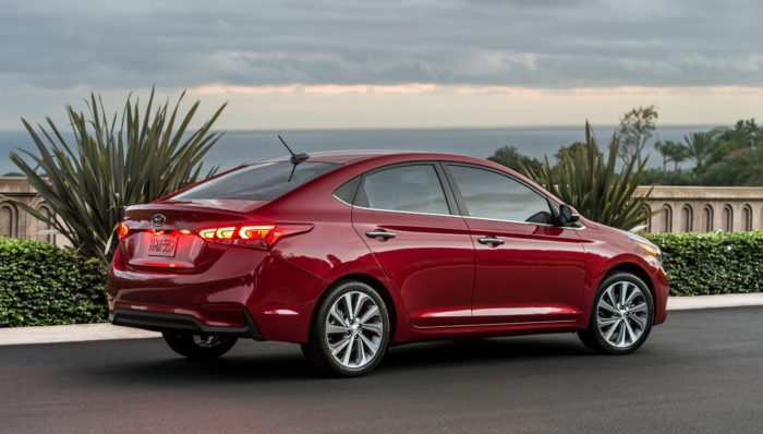 74 A 2020 Hyundai Accent Prices
