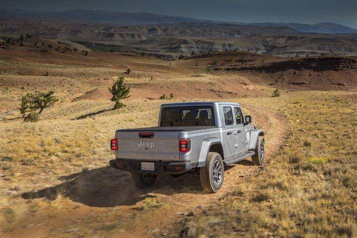 74 A 2020 Jeep Gladiator Availability Date Picture