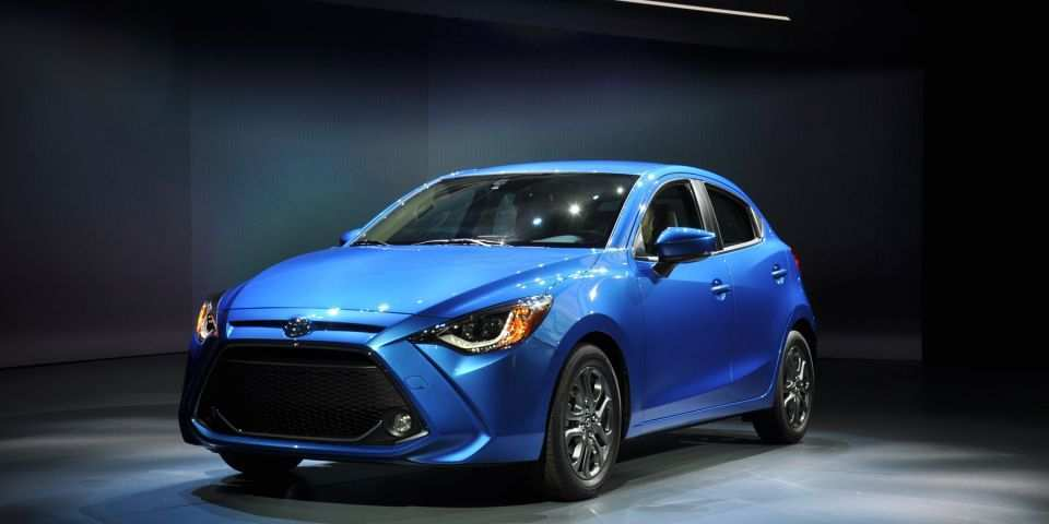 74 A 2020 Toyota Yaris Ratings