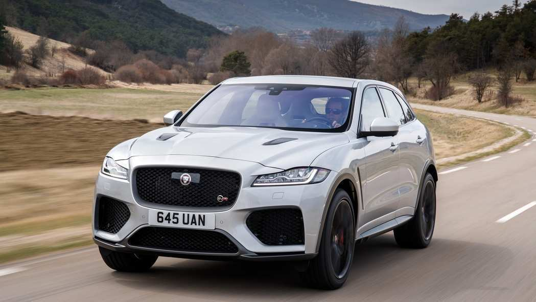 74 A Jaguar F Type 2019 Review History