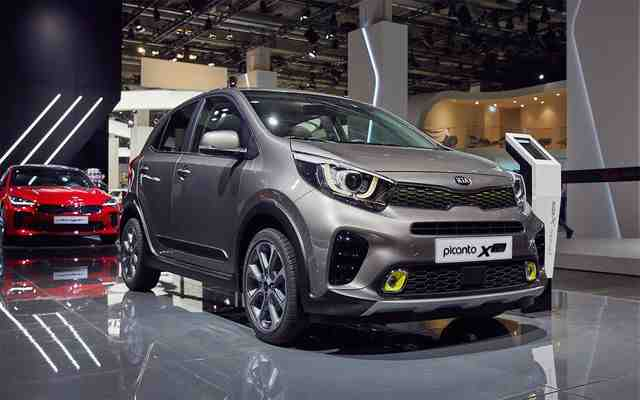 74 A Kia Picanto Xline 2020 Reviews