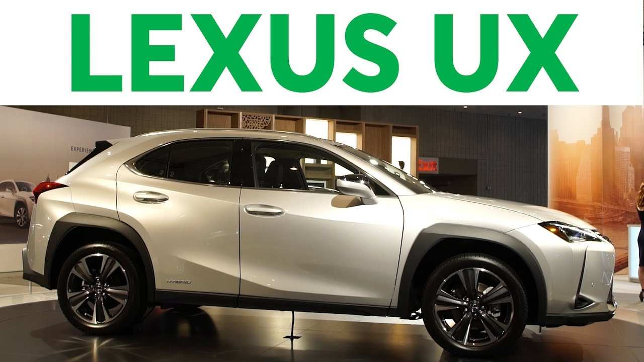 74 A Lexus 2019 Ux Release Date Reviews