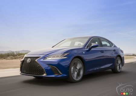 74 A Lexus Models For 2019 Redesign