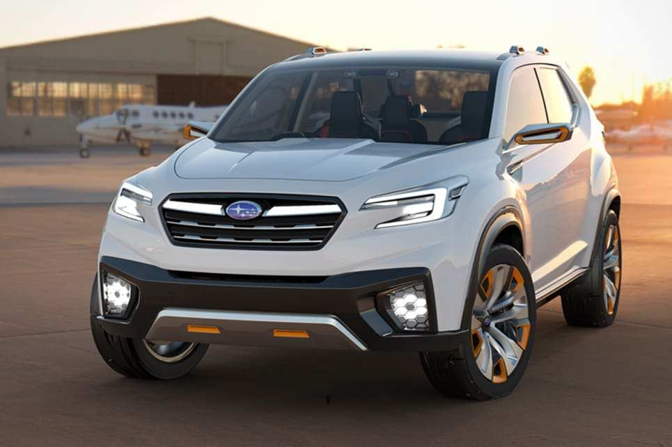 74 A Next Generation Subaru Forester 2019 Price Design And Review