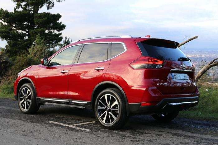 74 A Nissan X Trail 2019 Review Configurations