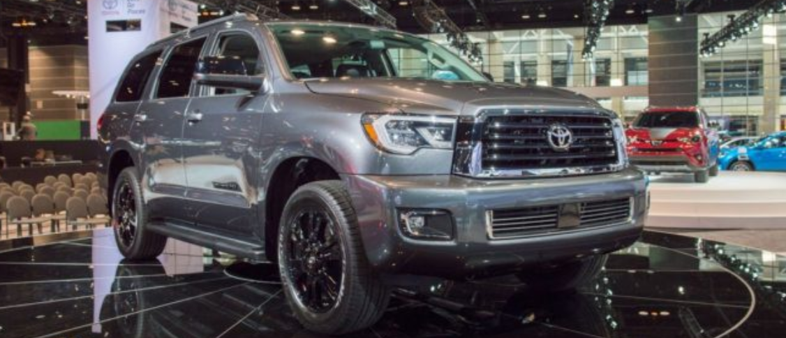 74 A Toyota Sequoia 2019 Redesign New Review