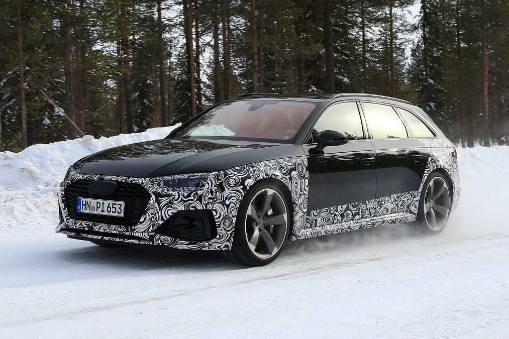 74 All New 2019 Audi Rs4 Photos