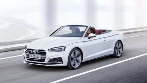 74 All New 2019 Audi S5 Cabriolet Concept