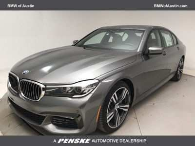 74 All New 2019 BMW 7 Series Price And Release Date