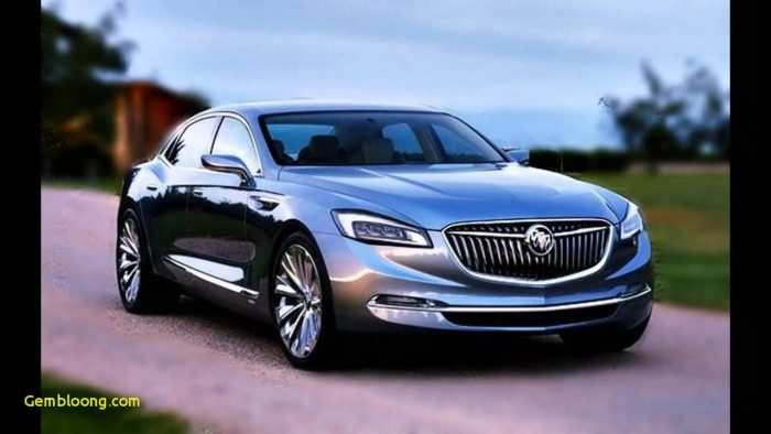 74 All New 2019 Buick Electra Exterior