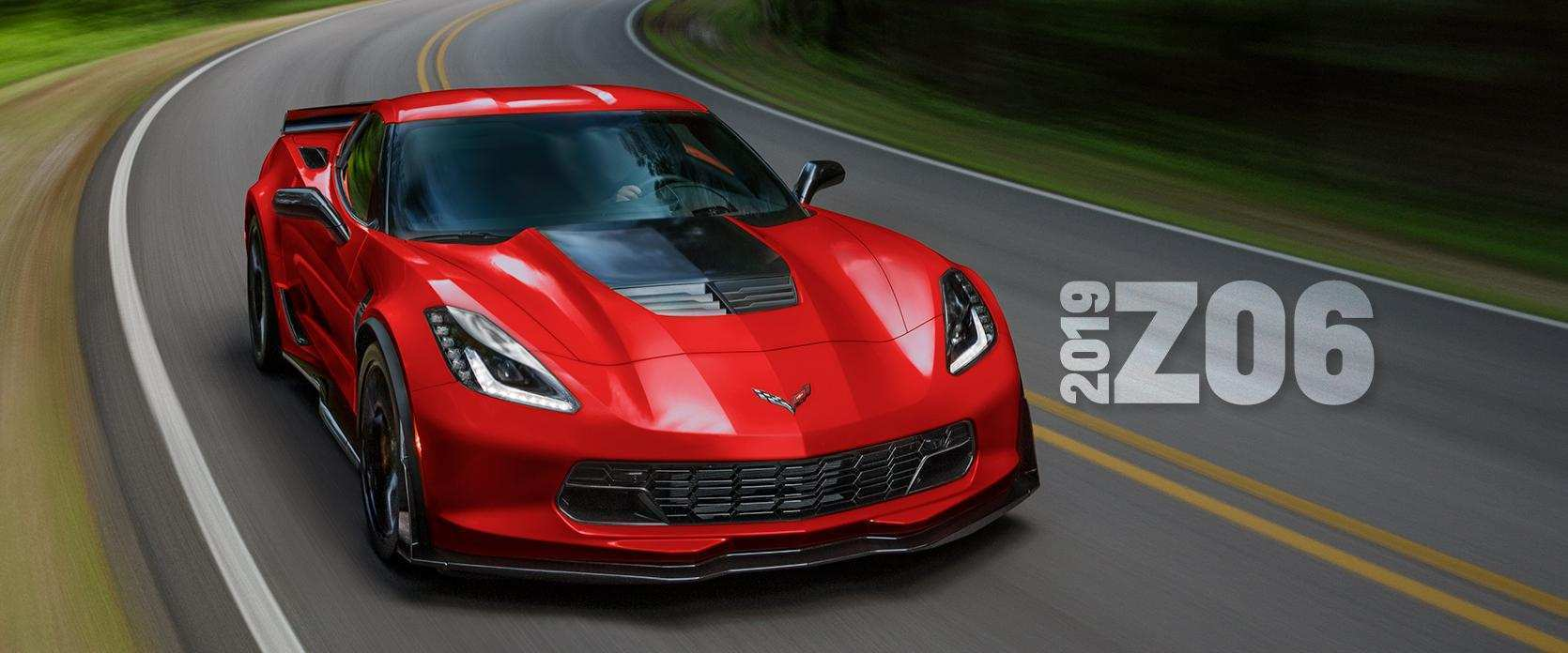 74 All New 2019 Corvette Stingray First Drive