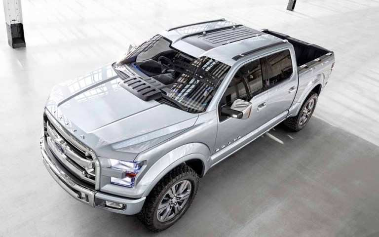 74 All New 2019 Ford Atlas Engine