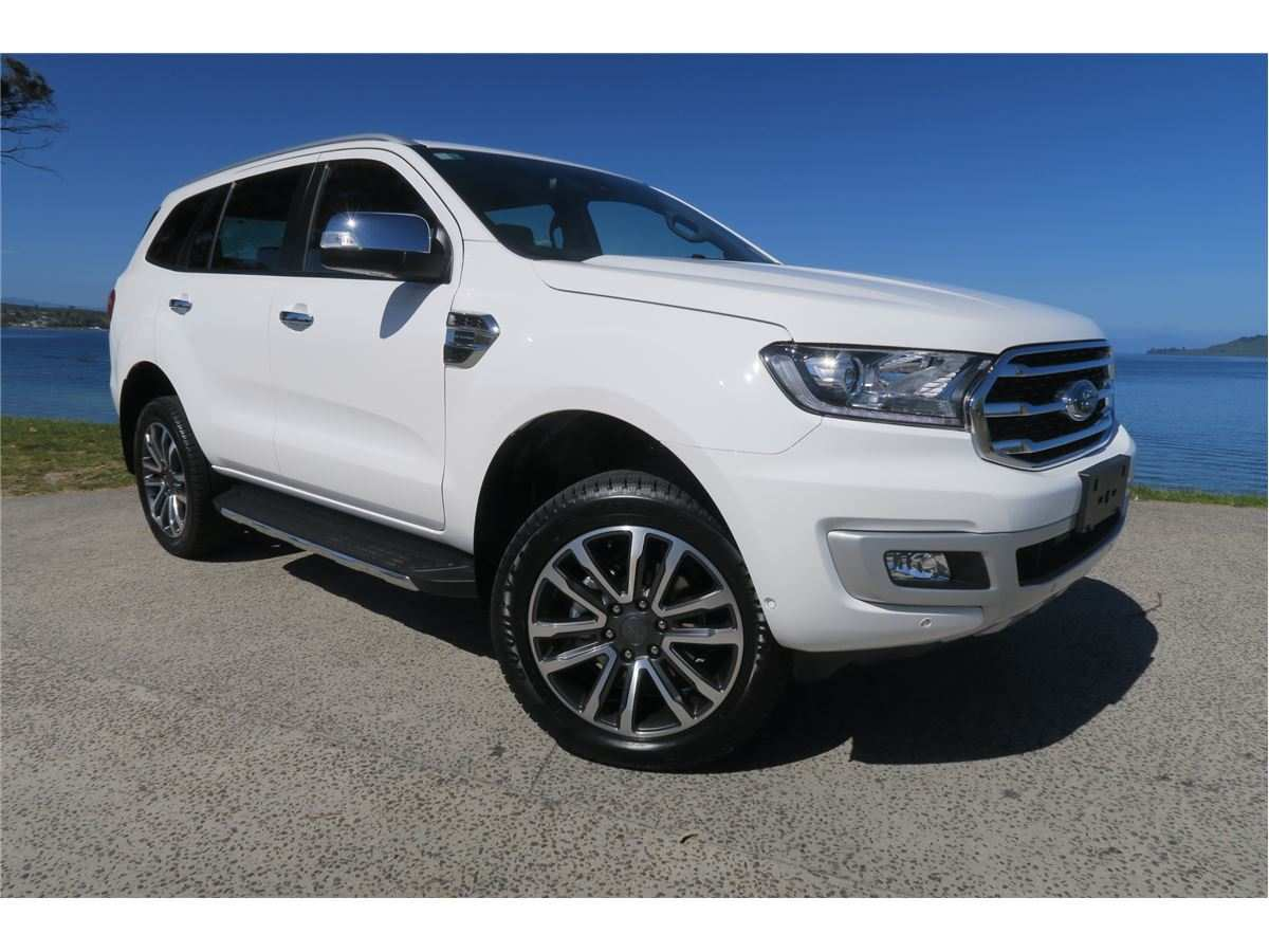 74 All New 2019 Ford Everest Photos