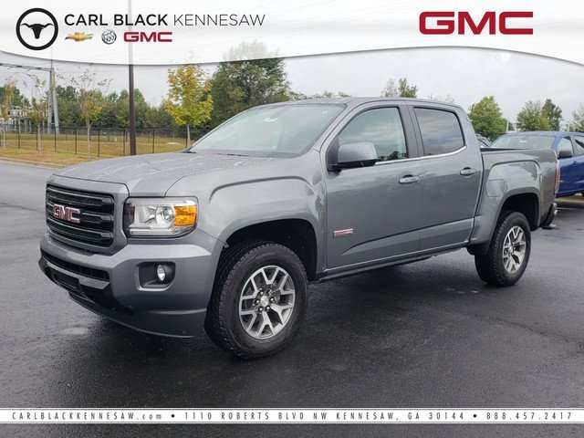 74 All New 2019 GMC Canyon Specs