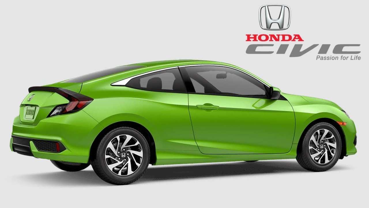 74 All New 2019 Honda Civic Coupe Prices