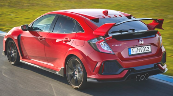 74 All New 2019 Honda Civic Si Type R Photos