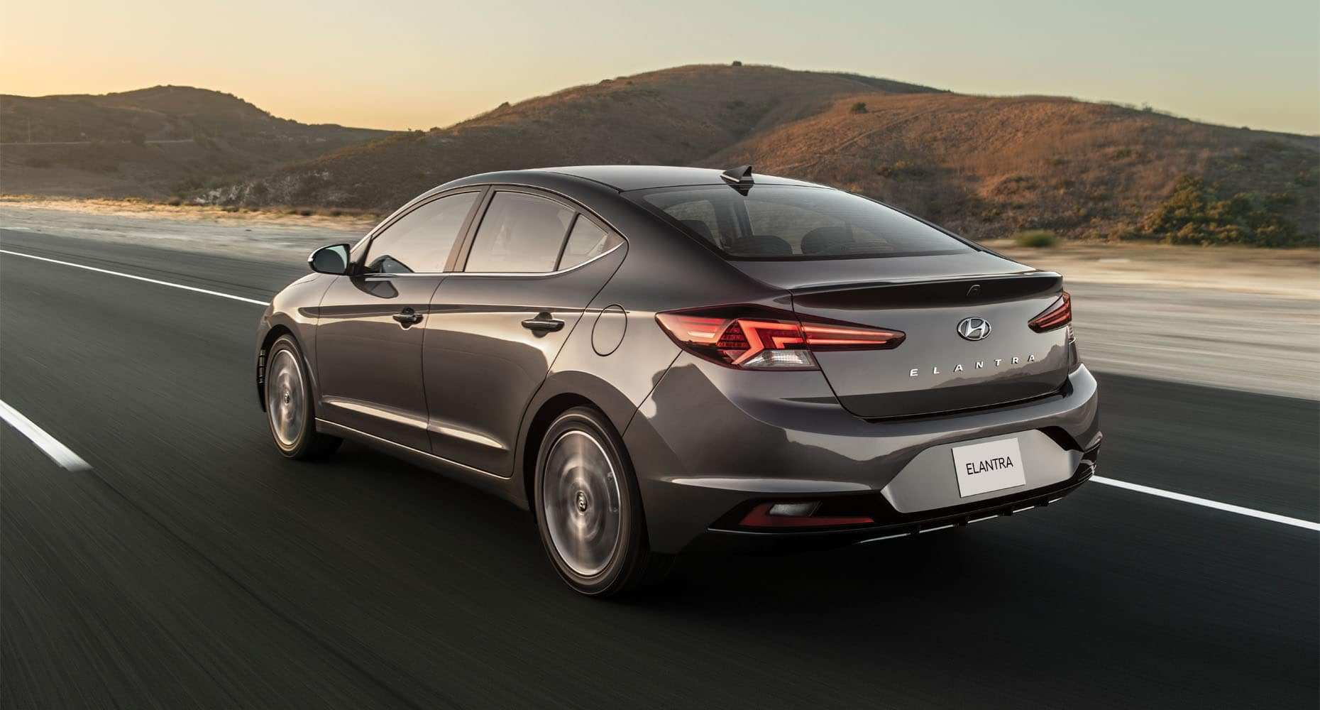 74 All New 2019 Hyundai Elantra Spy Shoot