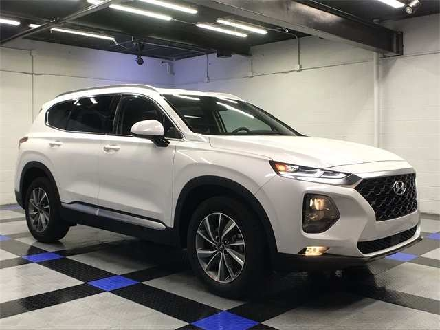 74 All New 2019 Hyundai Santa Fe Concept