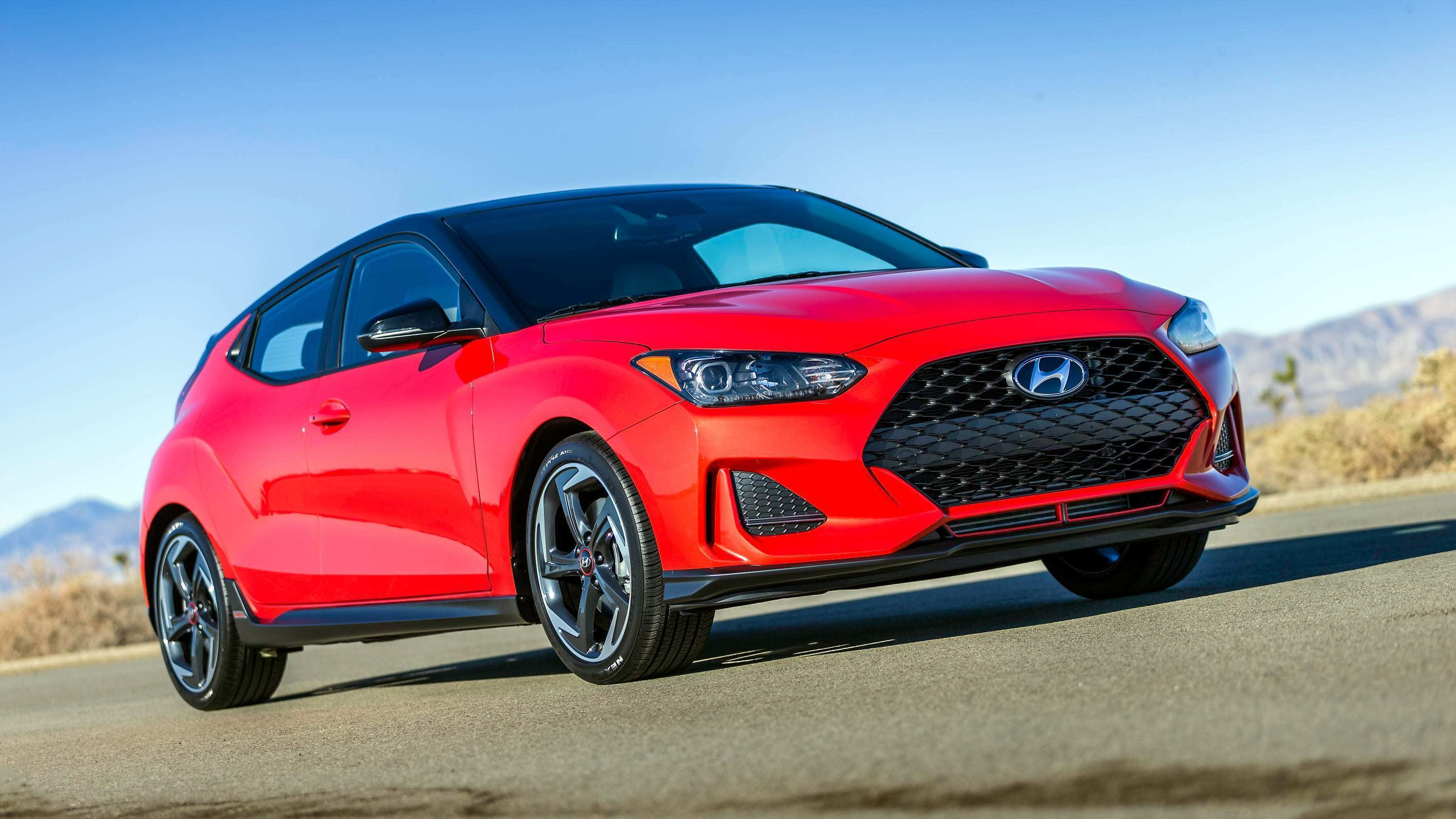74 All New 2019 Hyundai Veloster Turbo Specs