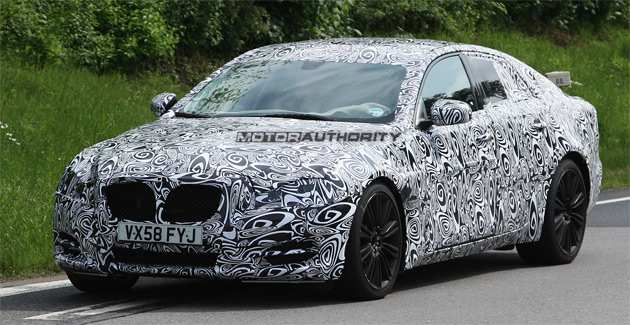 74 All New 2019 Jaguar Xj Spy Redesign And Review