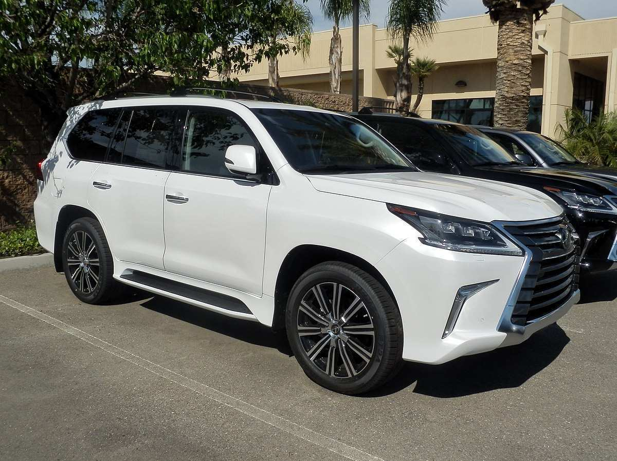 74 All New 2019 Lexus Gx470 Pictures