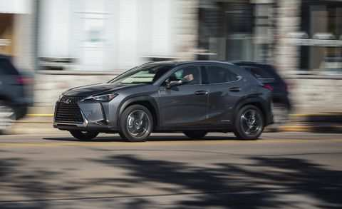 74 All New 2019 Lexus Ux Hybrid Price And Release Date