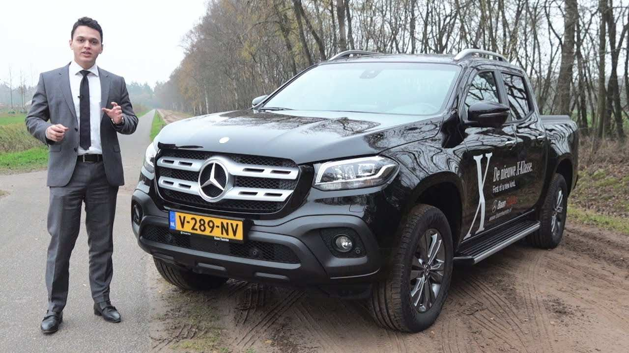 74 All New 2019 Mercedes X Class Redesign