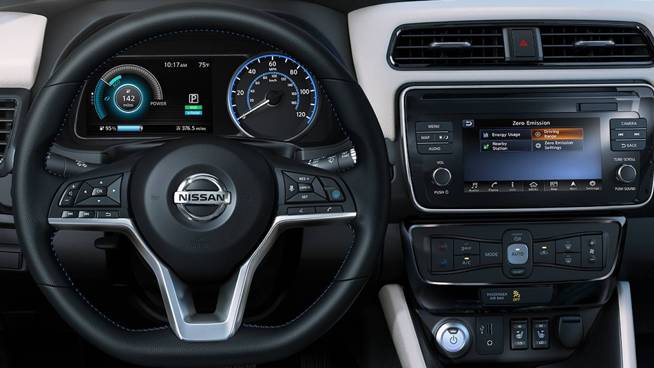 74 All New 2019 Nissan Leaf Review Reviews